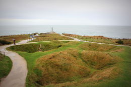 Pont du Hoc , Rachel T - January 2014
