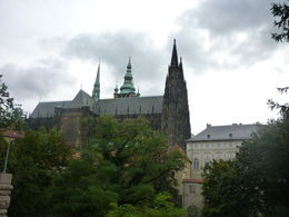 St Vitus Cathedral, Irene - October 2013