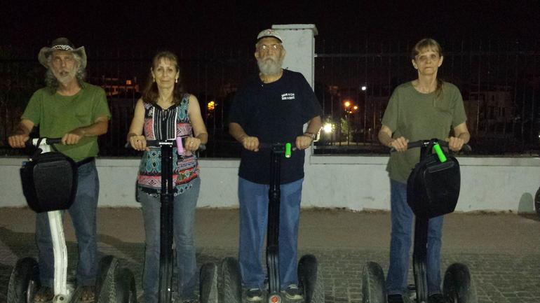 Athens Night Segway Tour