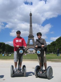 If you get a chance the Segway Tour is a MUST DO!! It is soooo much fun., Simon L - August 2008
