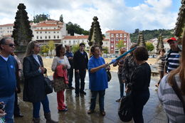 Great guide for a great tour , Alphonso A - October 2014