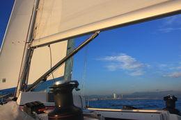 Small-Group Barcelona Sailing Trip, SCV - January 2013