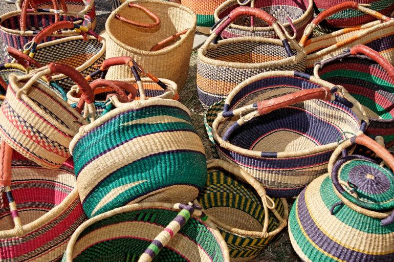 Straw Market - Nassau