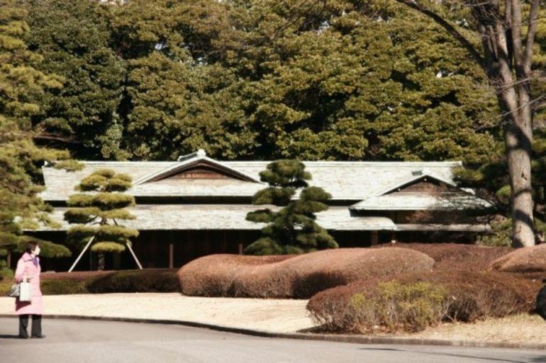 Tea Pavilion - Tokyo