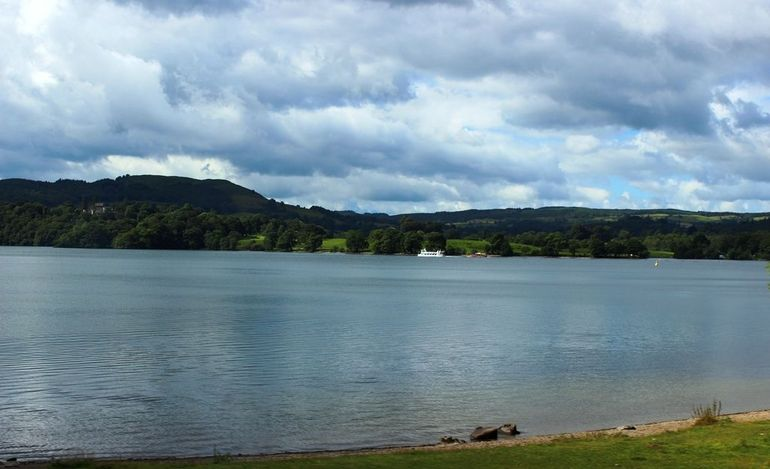 Ullswater lake - Lake District