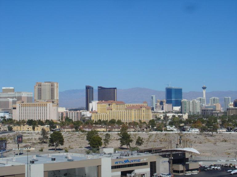 Views of the Strip - Las Vegas