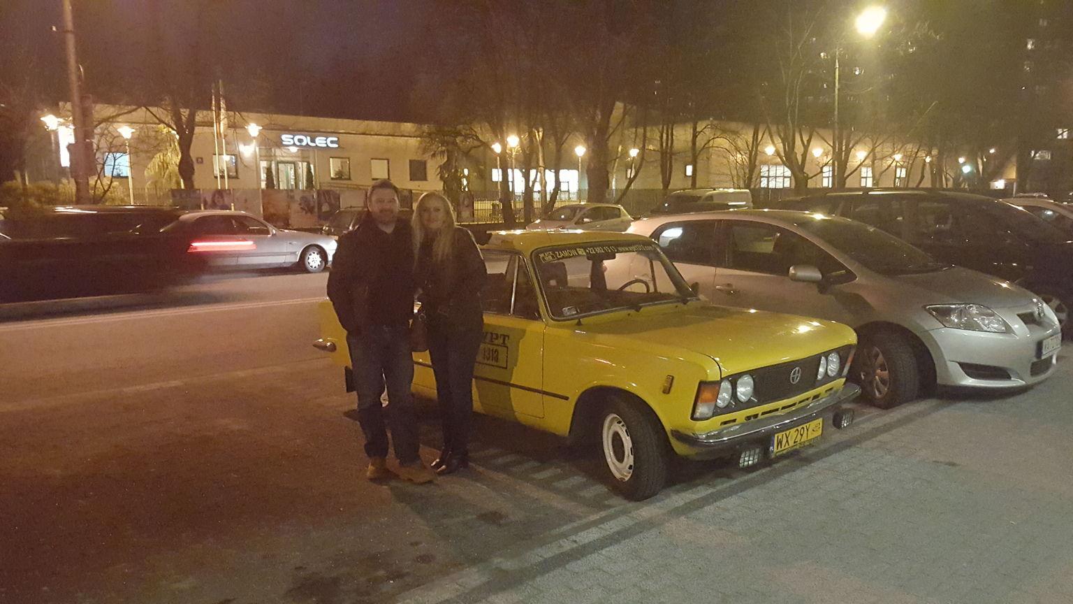 MÁS FOTOS, Warsaw Vodka Night Private Tour by Retro Fiat