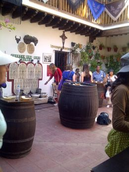 Winery at Ronda , ERK - May 2014