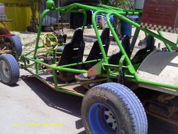 This was our dune buggy. So much fun!! , Chris L - September 2015