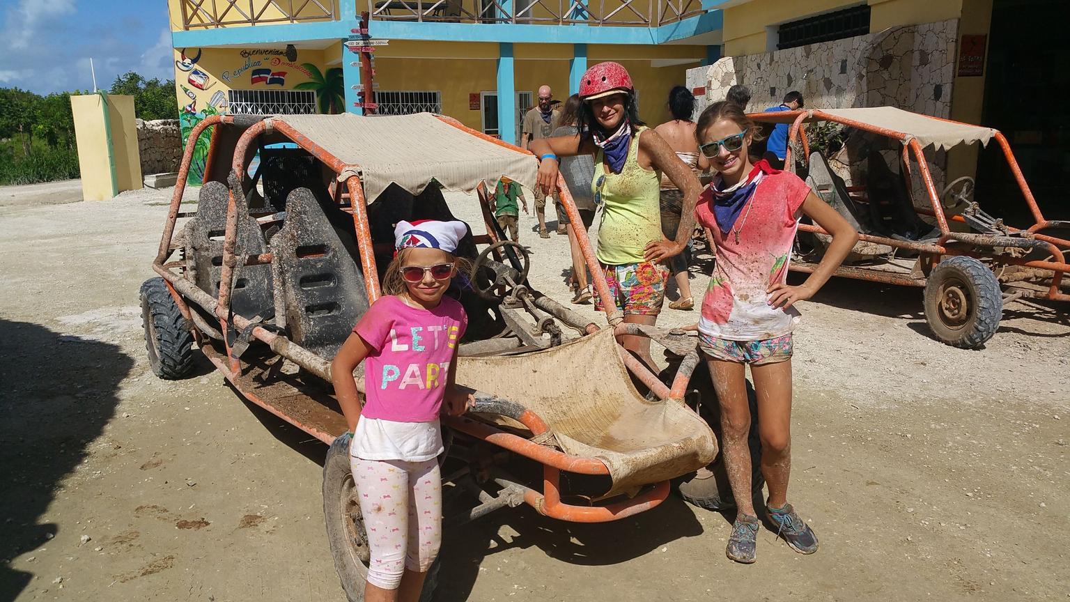 MÁS FOTOS, Family Buggy Adventure in Punta Cana