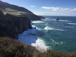 Pacific Coastline South of Carmel , suzypeart - February 2017