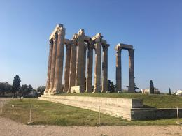 The Temple of Zeus , Natalie M - April 2017