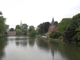 The serene view that greets you as you walk in to Brugge. , WaiYee L - July 2017
