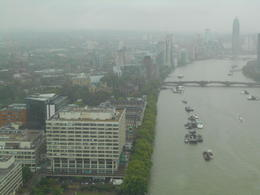 A view from the London Eye , Horacio D - August 2017