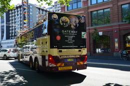 Sydney bus , hmyou - February 2018