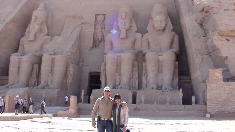 Private Tour: Abu Simbel by Minibus from Aswan photo 8