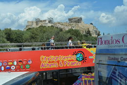 Use the City Sightseeing Bus to get exactly where you want to go, then easy walk to the site. Not far between bus stops either! , Helen W - May 2015