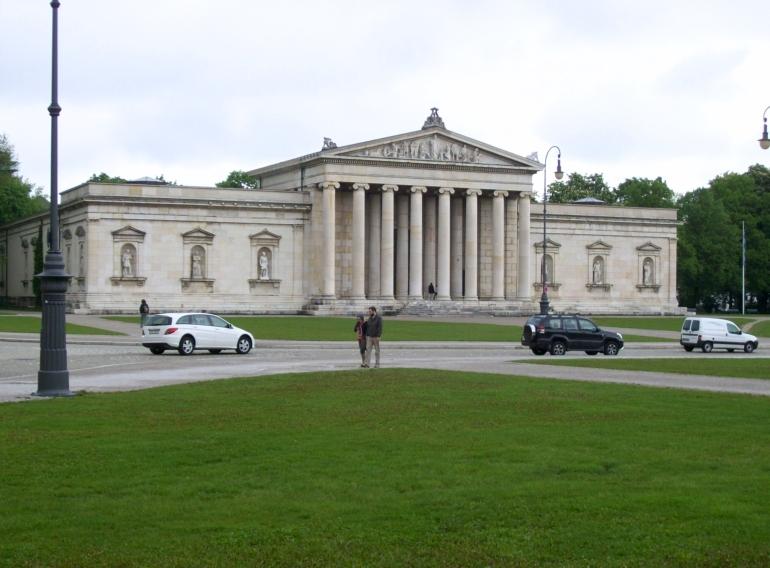 Former Nazi Building Munich - Munich