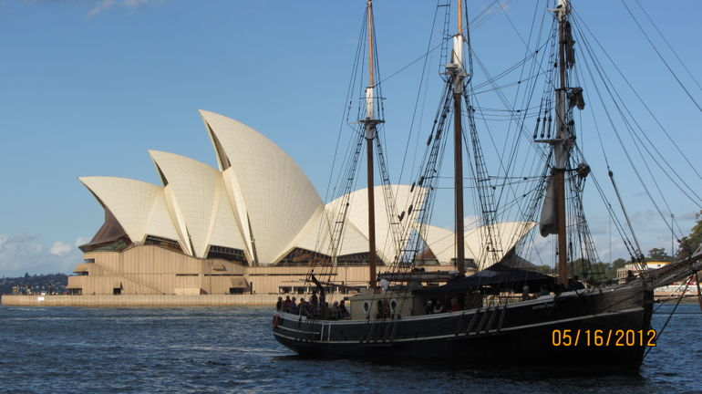 Sydney Harbour Tall Ship Discovery Cruise - Sydney