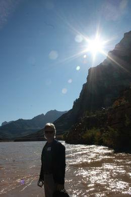 on the river , sylvain c - December 2011