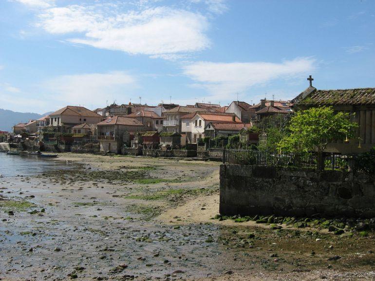 Inlet - Santiago de Compostela