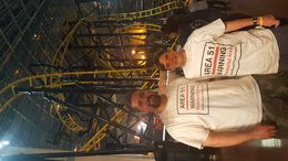 My son and I at El Loco in the Adventuredome inside of Circus Circus. This was part of our Thrill Pass. We had a blast! My son is almost 15 years old and he loves the Adventuredome. The Canyon..., JesterPSU99 - June 2016