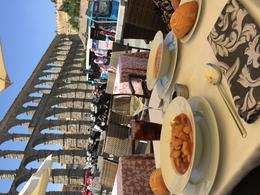 Delicious lunch with a view , Minna C - August 2016