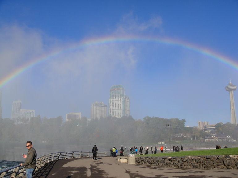 Rainbow Time - New York City