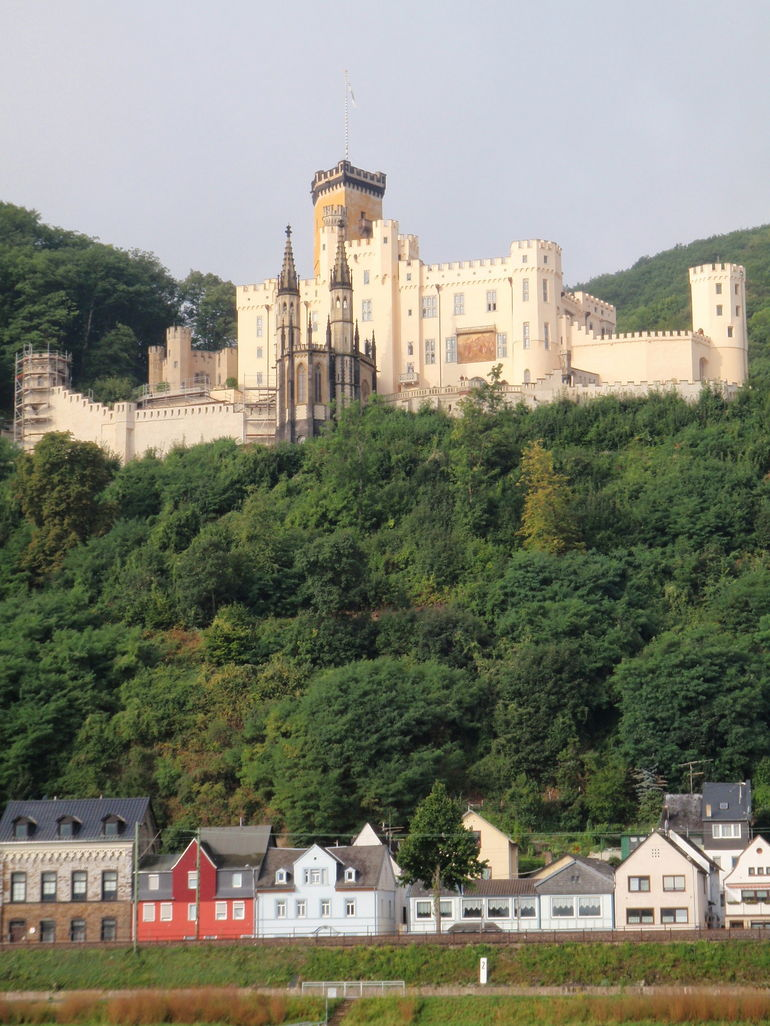 Rhine River Cruise - Koblenz