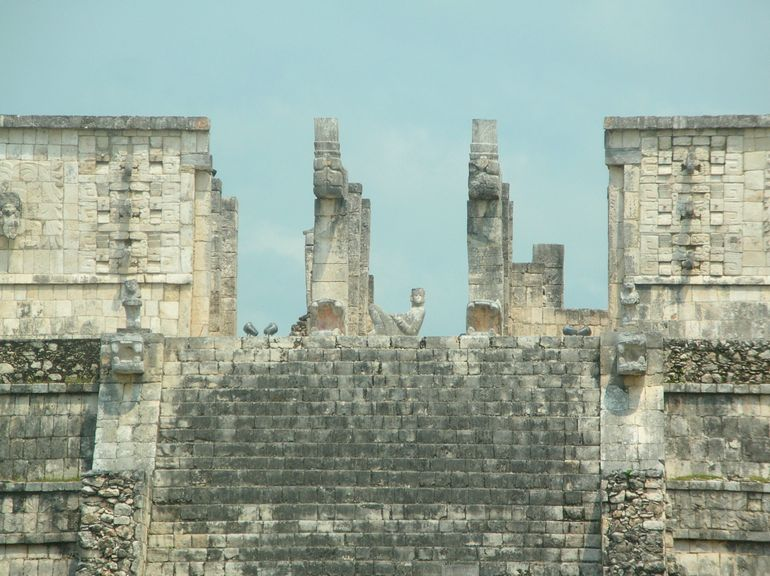 Sacrificial site - Cancun