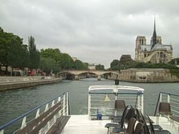 Seine River - September 2011