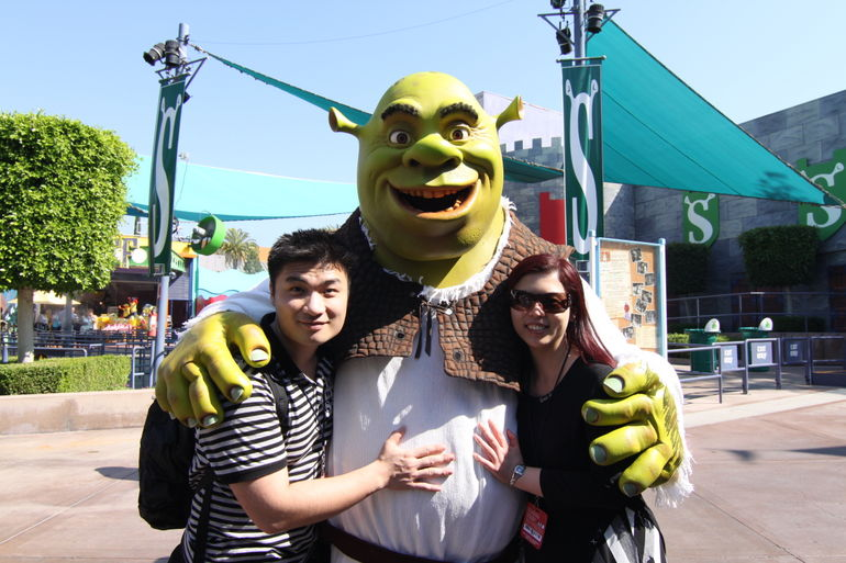 Shrek! - Los Angeles