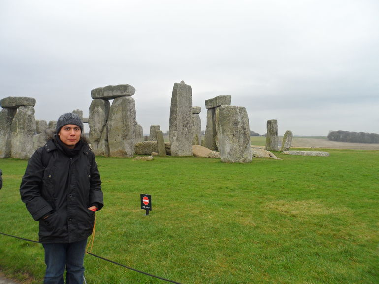 Stonehenge! - London