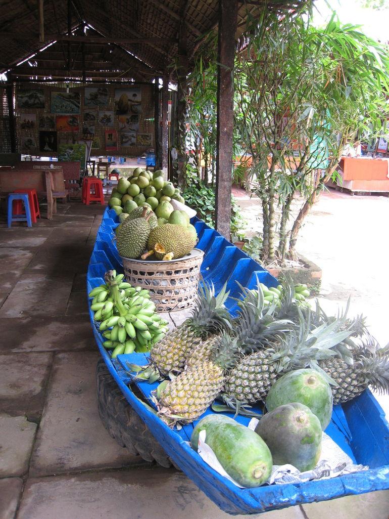 Tasting Local Fruits - Ho Chi Minh City