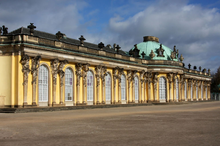 The New Palace - Berlin
