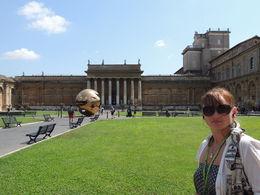 Vatican Museum , Anna R - September 2015