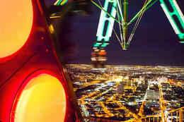 Satisfy your adrenaline-rush cravings at the Stratosphere Tower with the Unlimited Ride Pass., Viator Insider - January 2018