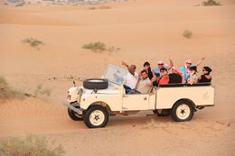 This was our Desert Safari group. Great time! , Michael K - October 2015