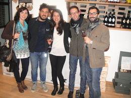 Wine tasting, Blanca - June 2014