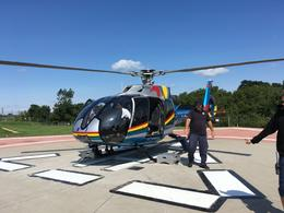 Helicopter Tour , Margaret Anne K - August 2017