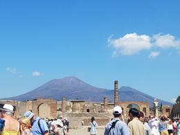 Mt. Vesuvius , BabyDoc - December 2017