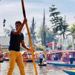Xochimilco , Karl M - January 2018