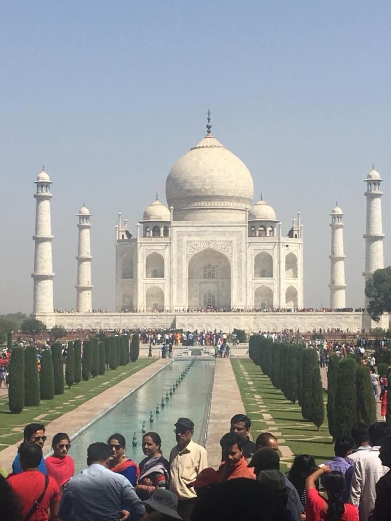 MÁS FOTOS, Recorrido todo incluido de un día al Taj Mahal, el Fuerte de Agra y el pequeño Taj desde Delhi en coche