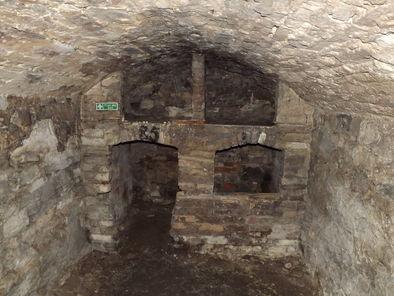 Underground Vaults Historical Walking Tour In Edinburgh 2017