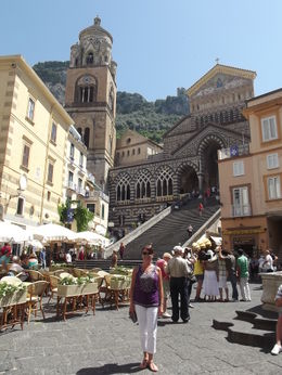 We loved our visit to Amalfi and enjoyed exploring and shopping. , dyeaton66 - June 2012