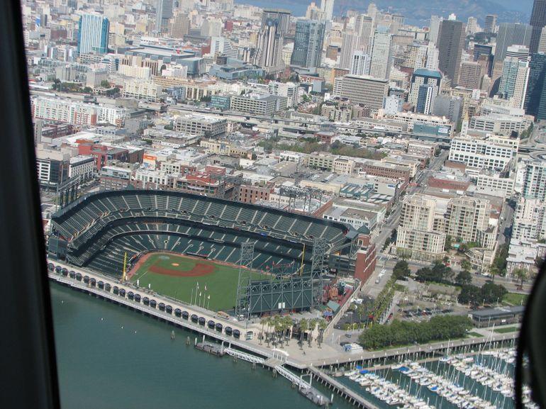 AT&T Park Stadium - San Francisco