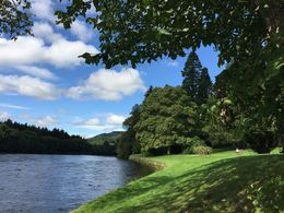 River Tay, Dunkeld , Raj - August 2015