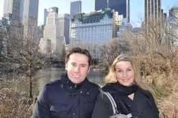 Presque seuls dans Central Park, un très beau moment... , Celine D - March 2013