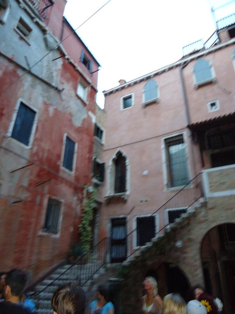 Ghost Walk 1 - Venice