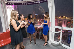Happy hour on The High Roller at The LINQ, Viator Insider - December 2017